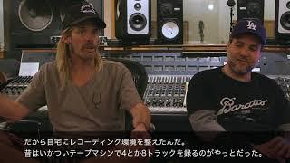 Foo Fightersのドラマー、テイラー・ホーキンスが自宅スタジオにSymphon...