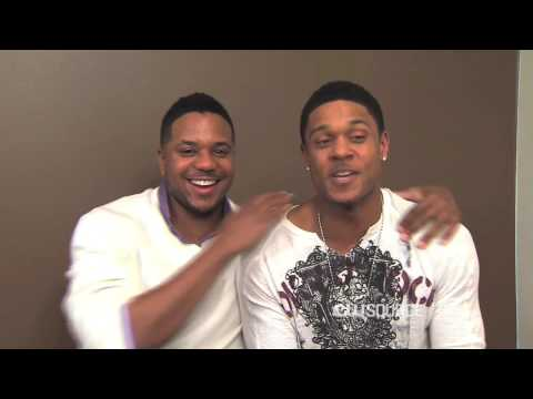 Pooch Hall & Hosea Chanchez  Mother's Day