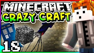 Minecraft: Crazy Craft 3.0 - Episode 18 - THE HUNT FOR TRANSFORMIUM! (Transformers Mod)