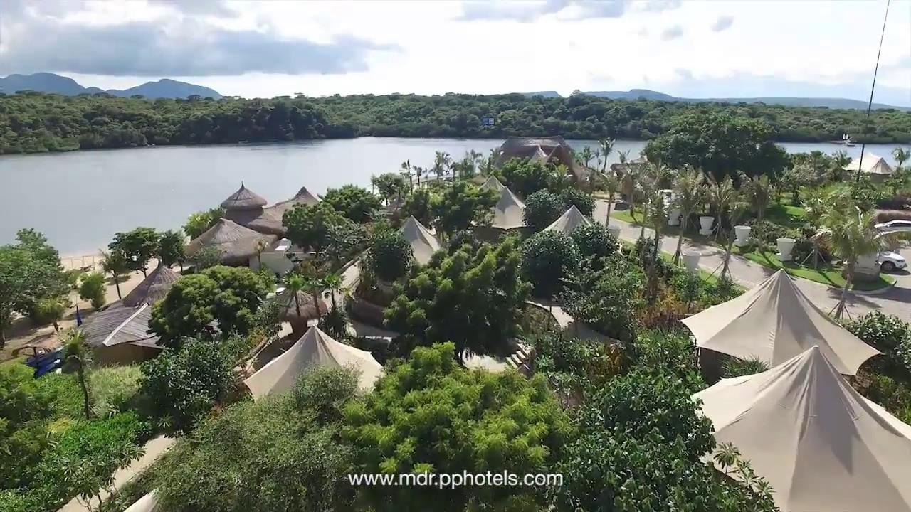 Menjangan Dynasty Resort From The Air