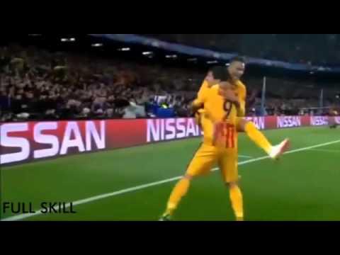 Барселона 2-1 Атлетико Мадрид Обзор Матча 05.05.2016 & Лига Чемпионов 1/4