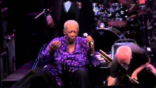 B.B. King with Peter Frampton -- The Thrill Is Gone -- Wolf Trap, Vienna, VA, Aug 11, 2013