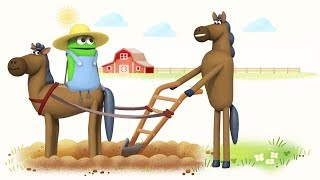 Video StoryBots | Horse | Songs To Learn About Barnyard Animals | Learn With Music download MP3, 3GP, MP4, WEBM, AVI, FLV Agustus 2018