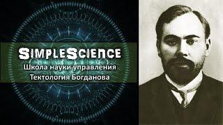 Школа науки управления. Тектология Богданова.
