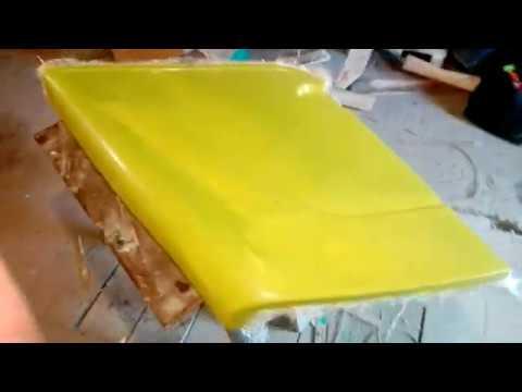 Изготовление стеклопластика своими руками