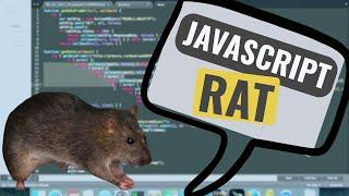 JavaScript that drops a RAT - Reverse Engineer it like a pro
