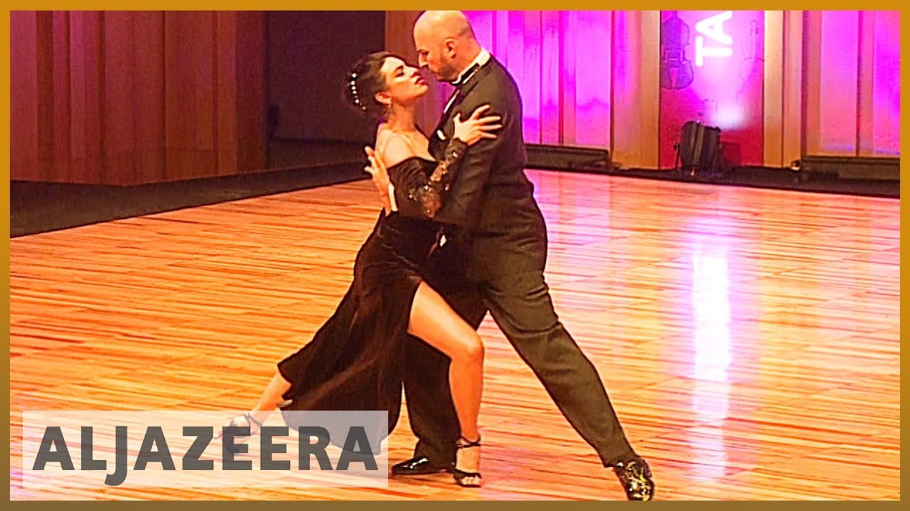 AlJazeera English:Tango World Cup 2019 in Buenos Aires