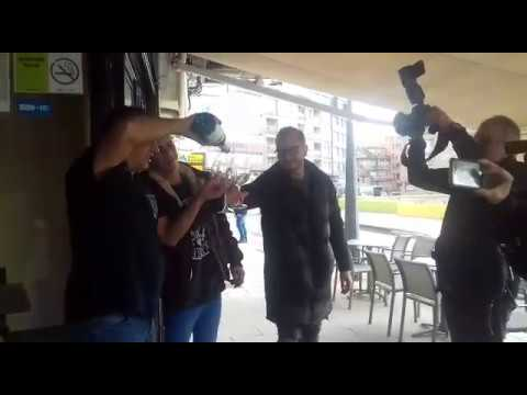 Gran Suqui de Sanxenxo celebra el Gordo