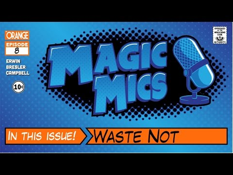 Waste Not - Magic Mics 7/22/15 - MTGO Prize Changes & Much More!