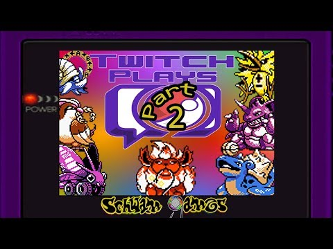 The Complete History of Twitch Plays Pokemon (pt 2) – Schwam Games