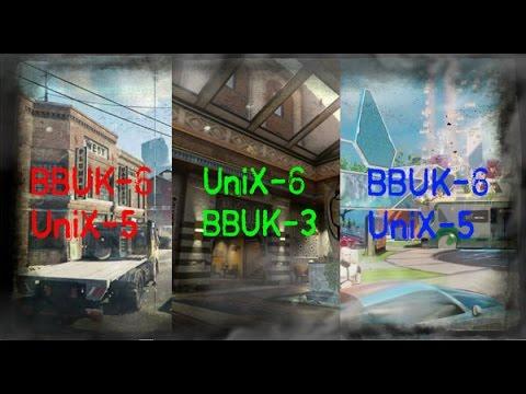BBuk v UniX 4v4 S&D