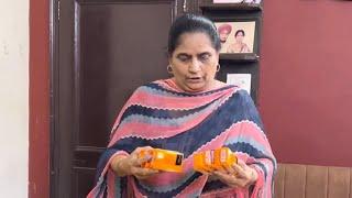 ਆਹ ਕਿਹੜਾ ਕੰਮ ਫੜਿਆ | Mr Mrs Devgan | Mr Mrs Birdi | Chachi Charanjit Kaur | Short Movie