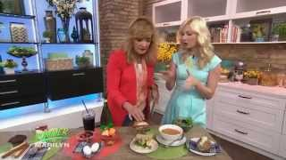 Healthy Eating Tips For Road Trips- Abbey Sharp On The Marilyn Denis Show