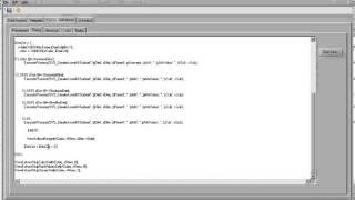 TM1 Data Ascii output