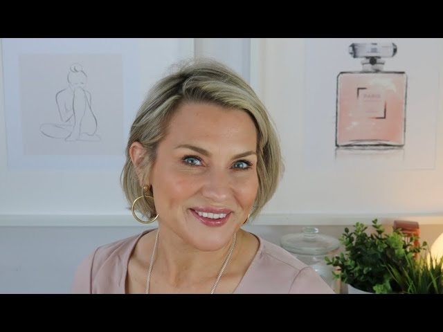 Spring Summer Over 40's Make Up - Get the Look with SJ