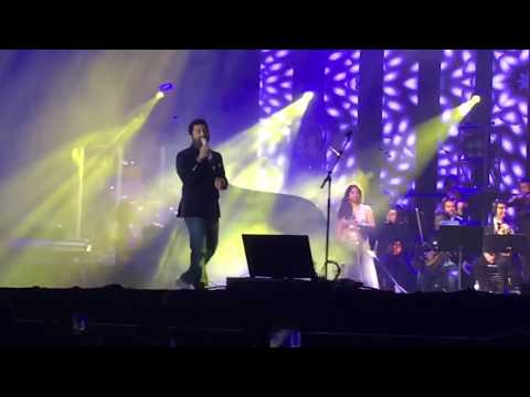 Arijit Singh's one of the best live Performance || 2017