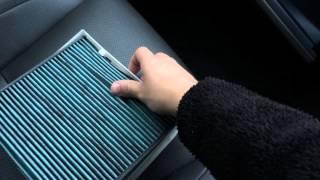 200系 クラウン エアコンフィルター交換方法 thumbnail