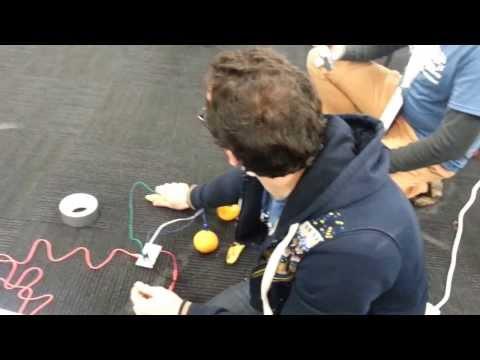 Using fruit to control an AR Drone via MQTT!