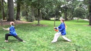 shen jian school Shaolin saber