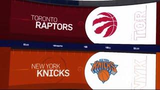 Toronto Raptors vs New York Knicks Game Recap | 2/9/19 | NBA