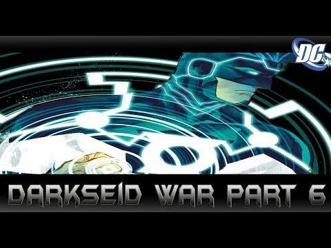 หน้าที่ของเทพเจ้า Darkseid War Part 6 - Comic World Daily
