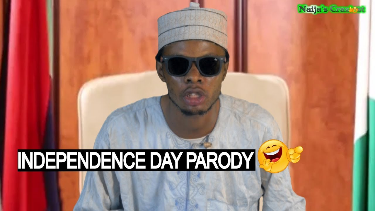 Download President Buhari Independence Day Speech Parody | Hilarious