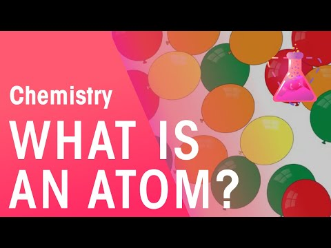 What is an atom?   Chemistry   the virtual school