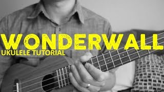 Oasis - Wonderwall (Ukulele Tutorial) - Chords - How To Play - rock and roll music ukulele chords