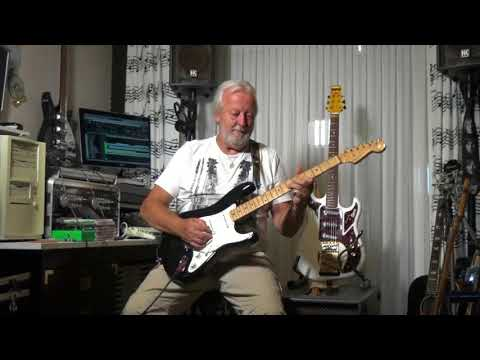 Stand By Me Ben E King John Lennon Played On Guitar By Eric Youtube