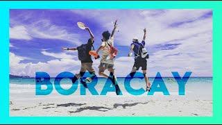 (RE-UPLOAD) 13년지기 친구들과 첫 해외여행 / 보라카이 / 사이먼로그 / Philippines Boracay Vlog