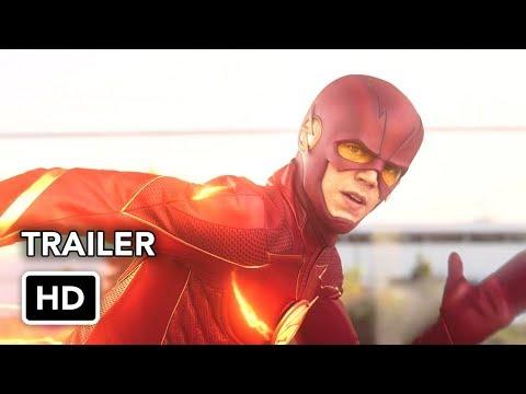 "The Flash Season 4 ""Therapy"" Trailer (HD)"