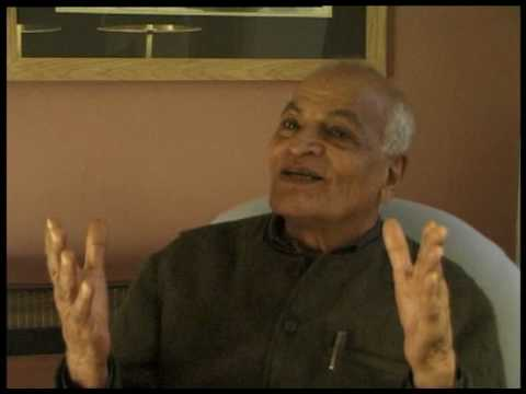 A day with Satish Kumar {evening} (2/2)