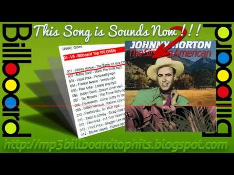 Johnny Horton mp3 Billboard 1959 mp3 Johnny Horton