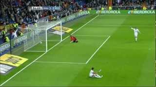 Real Madrid-Mallorca 16.03.2013 5:2 (Amazing Goal by Luka Modrić)