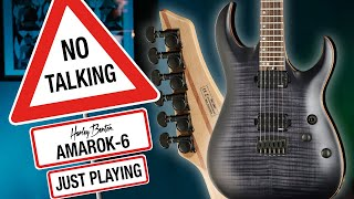 Harley Benton - Amarok-6 - NO TALKING