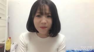 Chưa bao giờ mẹ kể -Min ft Erik cover by Kim Mai
