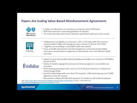 Maximizing Success With Value Based Contracts