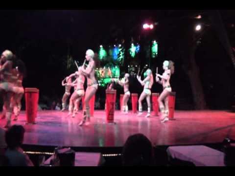 Cabaret Tropicana, Havana, Cuba