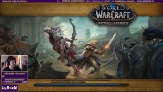 ZROBIŁEM PALADYNA 110 LVL - World of Warcraft / 19.08.2018 (#2)