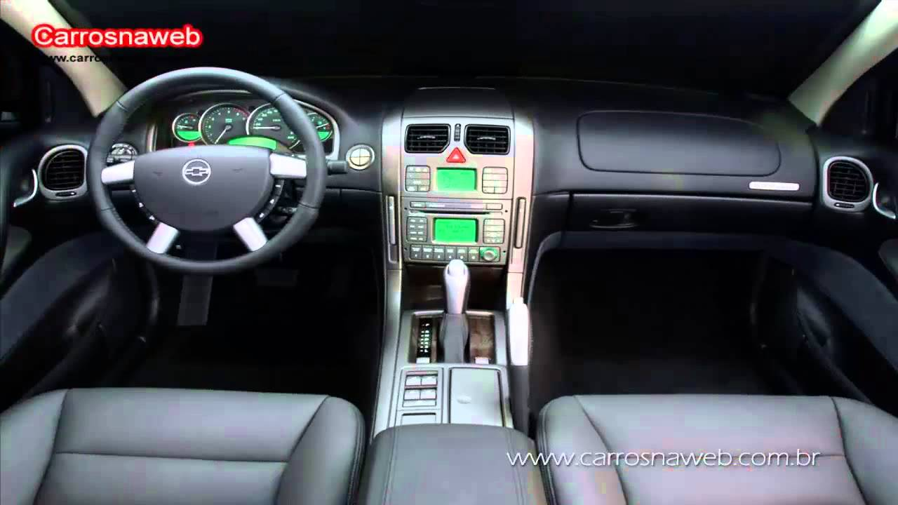 c9bc9b61325 Chevrolet Omega CD 3.6 V6 Automático Ano 2005