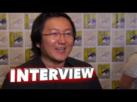 Heroes Reborn: Masi Oka Comic Con 2015 Official Interview