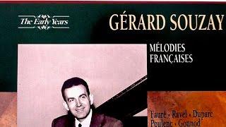 Fauré, Hahn.. - Mélodies Françaises (Century's recording : Gérard Souzay/Baldwin)