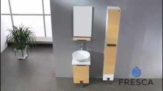 Free Standing Bath Vanity Fresca Fvn8110lt