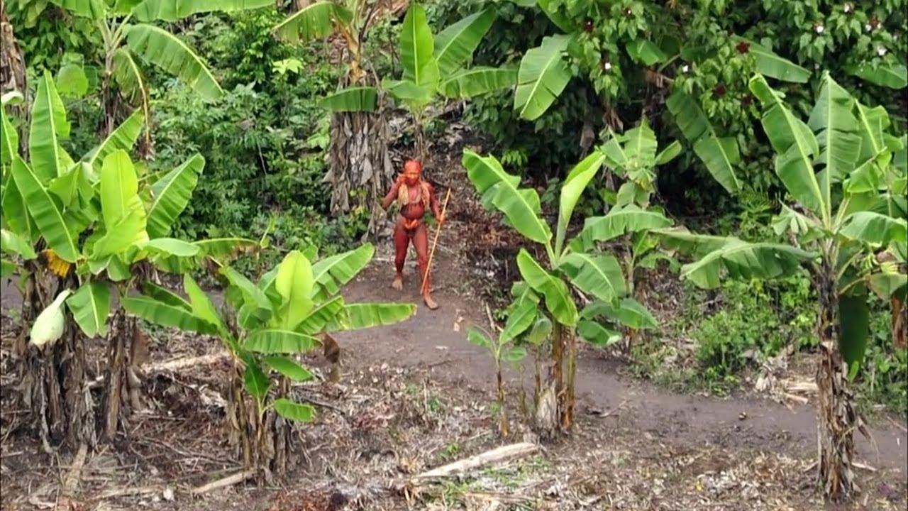 5 самых загадочных и диких племен мира #1