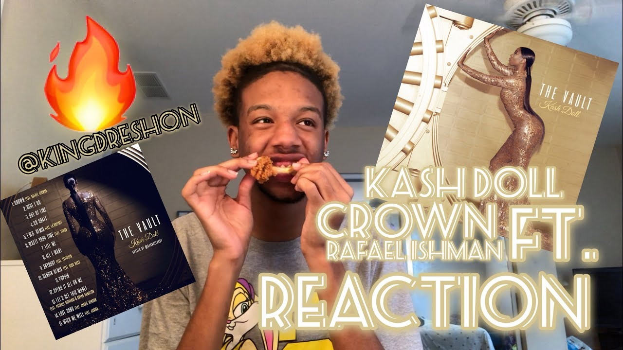"KASH DOLL ""Crown"" feat  Rafael Ishmael 