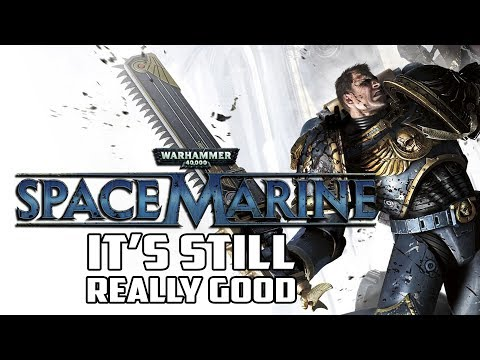 warhammer-40,000:-space-marine-review