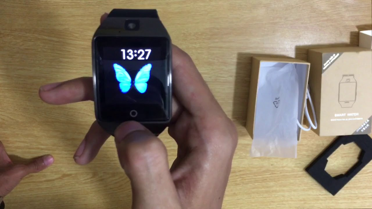 Q18 SMART WATCH UNBOXING AND REVIEW   IS IT WORTH BUYING