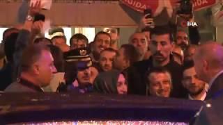Cumhurbaşkanı Erdoğan Baba Ocağı Güneysu'da Hemşehrilerine Hitap etti