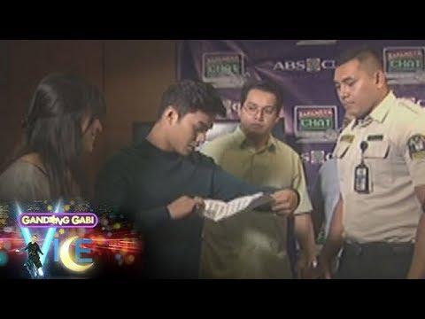GGV: Joshua Garcia pranks McCoy de Leon