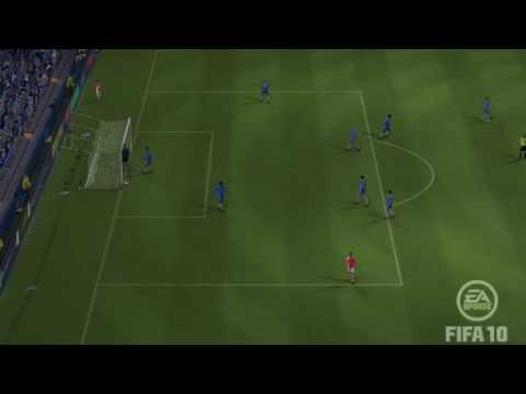 Goal With Senderos.
